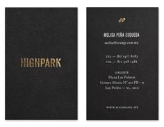 HighPark designed by Face