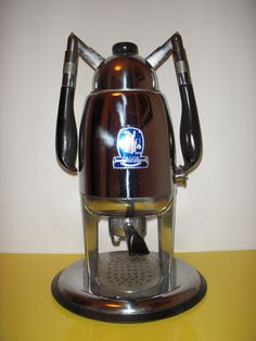 Coffee vintage pot drip