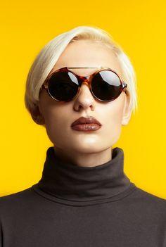 HelloGlasses lokbook'12 by Jeleza Rose
