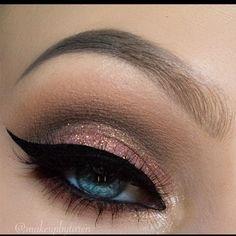 Smoky EOTD by @makeupbytaren