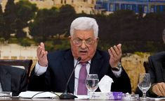 FOX NEWS: Analysis: With a vent at Trump Abbas exits 'peace process'