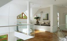 Stylowy 3 - wizualizacja 7 - Projekty domów z antresolą – Stylowy 3