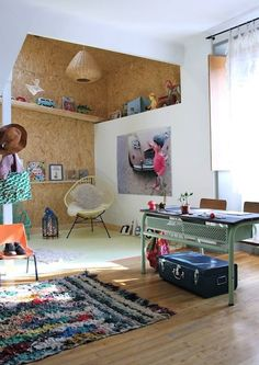 10 Kidsrooms with colour // CITYMOM.nl