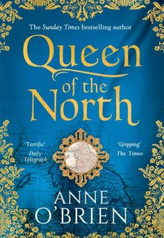 Queen of the North.  A novel of Elizabeth Mortimer and Sir Henry Percy (Hotspur).  To be released on 31st May 2018.