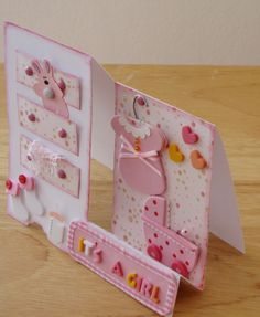 Baby Side-Step Card
