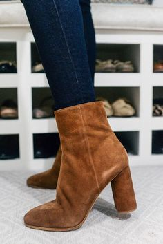 3de65cce1542 15 Best Brown Suede boots images