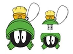 Marvin the Martian 4GB USB Flash Drive - Looney Tunes Other