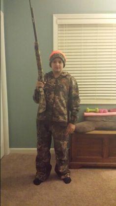 Hunting this Saturday muzzleloader season starts. Deer