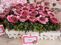 Discover thousands of images about Little Bird Ateliê: Festa Jardim das Borboletas da Duda Baby Birthday, First Birthday Parties, First Birthdays, Butterfly Party, Snacks Für Party, Minnie, Princess Party, Holidays And Events, Baby Shower Decorations