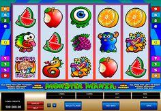 Monster Mania Spielautomat von Microgaming! So viel Spass hattest du noch niergendwo! Probiere das super Monster Spiel mit freundlichen Monsters und viel Glück!