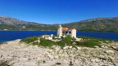 Leuchtturm für 8 Personen in Korčula | TUIvillas.com Objekt-Nr. 1247460 M Restaurant, Jacuzzi, Strand, Lighthouse, Villa, Outdoor, Lawn And Garden, Light Fixtures, Bell Rock Lighthouse