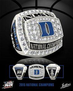 RT @duke_mbb: RT @ESPNCBB: Duke's official NCAA Championship ring » (photo via @Jostens)