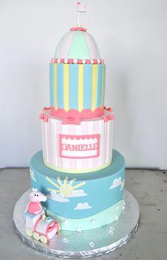 Peppa The Pig Birthday Cake Sugar Bee Sweets Bakery www.sugarbeesweets.com Wedding Cake Bakery, Wedding Cakes, Pig Birthday Cakes, Ice Cake, Fort Worth Wedding, 3d Cakes, Custom Cakes, Party Cakes, Fondant