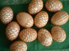 Drôtované vajíčka by siska - SAShE.sk - Handmade Veľká Noc