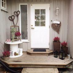 Auch Draußen mögen wir es romantisch! ähnliche tolle Projekte und Ideen wie im Bild vorgestellt findest du auch in unserem Magazin