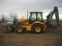 Volvo Backhoes    http://www.rockanddirt.com/equipment-for-sale/VOLVO/backhoes