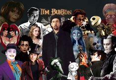 30 Frighteningly Fun Facts About Your Favorite Tim Burton Films Tim Burton Johnny Depp, Tim Burton Art, Tim Burton Films, Big Eyes 2014, Films Western, Westerns, Tim Burton Characters, Beloved Film, Fun Facts About Yourself
