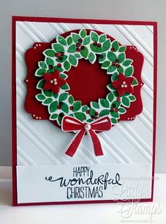 www.ladyandherstamps.blogspot.com  Stampin' Up!