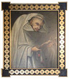 Padre Francisco de J. Bolaños Escuela Quiteña. Museo de arte colonial de la Merced. CALI