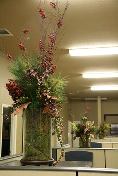 Christmas Arrangement - Baker Design Group