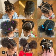 Mixed Baby Hairstyles, Little Girls Natural Hairstyles, Toddler Braided Hairstyles, Kids Curly Hairstyles, Little Mixed Girl Hairstyles, Girls Braids, Dreadlocks, Long Layered Hair, Daughters