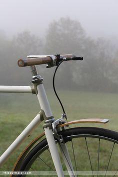 Oak : le vélo de course qui devient utilitaire…