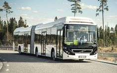 Volvo Buses 7900 Articulated Hybrid