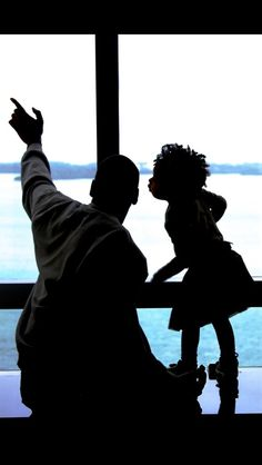 Jayz and Blue Ivy 2014 - there's nothing like a daddy's love for his little girl @s_c_ no more need be said!