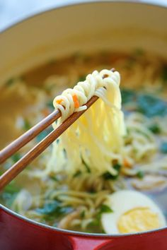 Easy Homemade Ramen