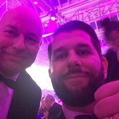 Guess who I bumped into Steve Burton @Timothy_Hughes #besma #besma2017 @ism #socialselling #sales #digitalsales #digitalselling