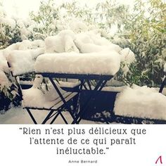 Le Printemps, le #printemps... on t'attend... Et au passage on dit #mercilhiver pour son menteau blanc et tout le reste ;)