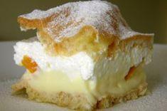 Ohladiti i poslužiti! Croatian Cuisine, Kolaci I Torte, Croatian Recipes, Parfait, Cheesecake, Deserts, Food And Drink, Cooking Recipes, Pie