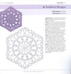75 Lace Crochet Motifs 2015 - 壹一 - 壹一的博客