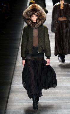 Fendi - Fall-Winter 2014-2015 Milan Fashion Week