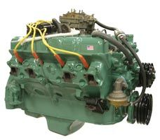 JASPER Authentic Custom Drivetrains Division - Authentic gas engines include a numbers-matching build, original paint, testing and, upon request and for an additional charge, valuable documentation of the remanufacturing process.