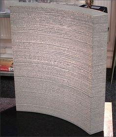 Прозрачный бетон Lycem