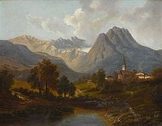 View Blick auf Garmisch by Georg Eduard Otto Saal on artnet. Browse upcoming and past auction lots by Georg Eduard Otto Saal. Past, Auction, Oil, Canvas, Artist, Painting, Tela, Past Tense, Artists