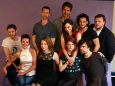 Game of Thrones Cast on the TV Guide Yacht - SDCC