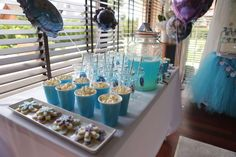 Frozen (Disney) Birthday Party Ideas | Photo 1 of 16
