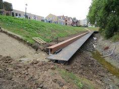 GroundLevel | Langste bank van NL! #langebank #zitbank #straatmeubilair # hardhout