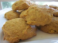 would love to try these Pumpkin Overload Cookies and Biscotti