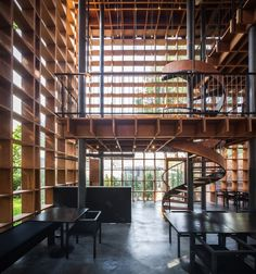 Gallery of The Wine Ayutthaya / Bangkok Project Studio - 23