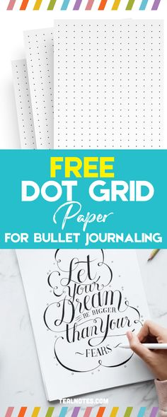 journal ideas layout weekly Free Printable Dot Grid Paper For Bullet Journals And Notes Bullet Journal Ideas Bullet Journal Free Printables, Bullet Journal Ideas, Bullet Journal Spreads, Dotted Bullet Journal, Bullet Journal Paper, Bullet Journal Contents, Journal Template, Bullet Journal Layout, Bullet Journal Inspiration