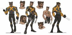 X-men Files - Burn Book - Wolverine is a fictional character who appears in American comics published by Marvel Comics, mainl - Marvel Dc, Marvel Comics, Marvel Comic Universe, Comics Universe, Wolverine Costume, Wolverine Art, Logan Wolverine, Comic Style Art, Comic Art