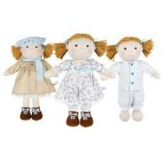 Give your #baby to hours of fun using Victoria Dressing Up Rag #Doll.