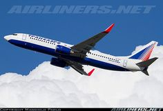 Boeing 737-86J aircraft picture