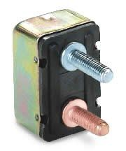 Quality Bussmann Short Stop Circuit Breaker 30a Metal No Bracket Type 1 12v Fast Shipping