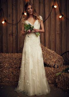 2017 - Collection - Bridal Jenny Packham abito da sposa
