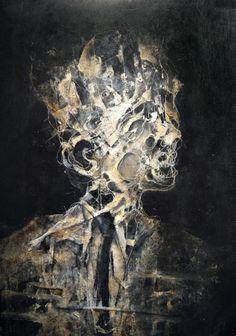 #Eric Lacombe #painting #contemporary painting