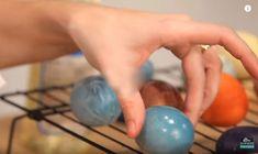 (Video) Cum vopsiți ouăle natural, fără vopsea chimică și fără coloranți artificiali? Iată rezultatul! - Bucatarul.tv